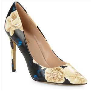 🆕 Nine West Frolic Floral Pointed Toe 👠 Pumps